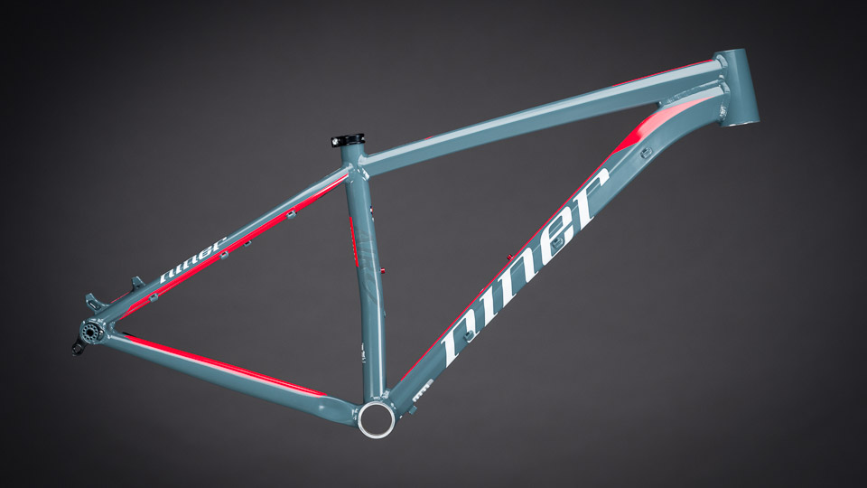 Alloy frame AIR 9