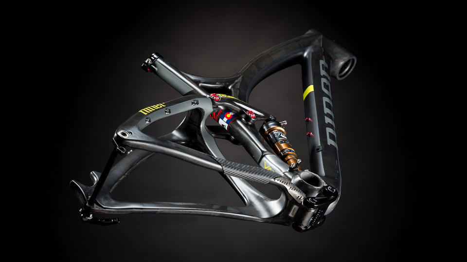 carbon fullsuspension NINER JET 9 RDO